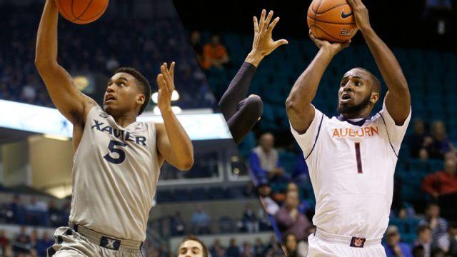 Xavier vs. Auburn (M Basketball)