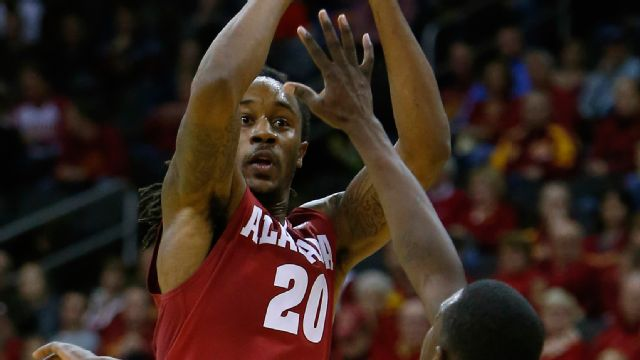 Appalachian State vs. Alabama (M Basketball)