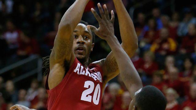 Appalachian State vs. Alabama (M Basketball)