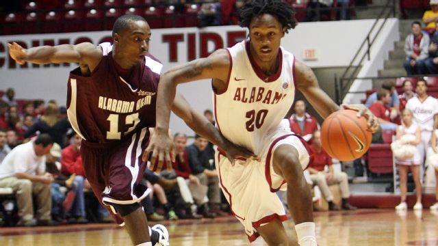 Appalachian State vs. Alabama - 12/21/2014 (re-air)