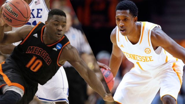 Mercer vs. Tennessee (M Basketball)