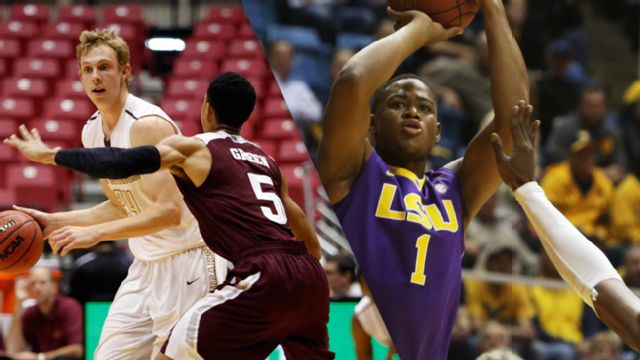 College of Charleston vs. LSU (M Basketball)
