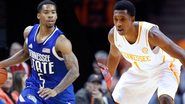 Tennessee State vs. Tennessee (M Basketball)