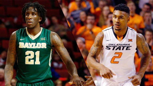 #20 Baylor vs. Oklahoma State (M Basketball)