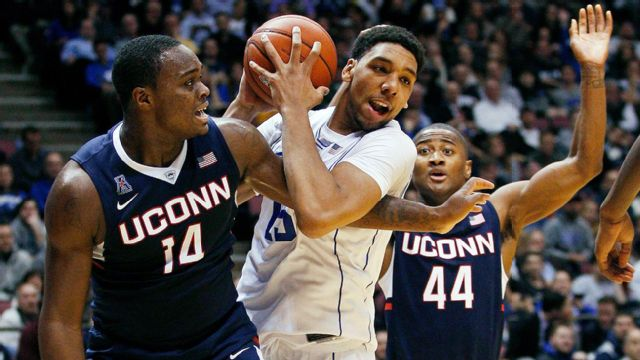 Connecticut vs. #2 Duke (M Basketball)