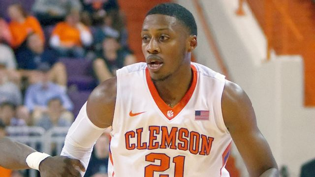 Oakland vs. Clemson (M Basketball)