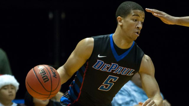 DePaul vs. Loyola Marymount (7th Place Game) (M Basketball)