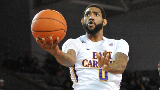UNC Greensboro vs. East Carolina (M Basketball)