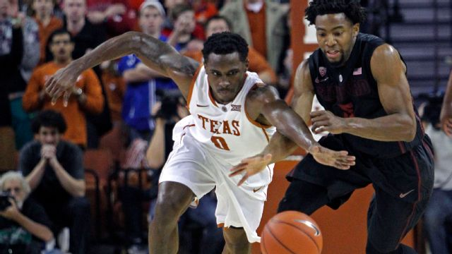 Stanford vs. #9 Texas (M Basketball)