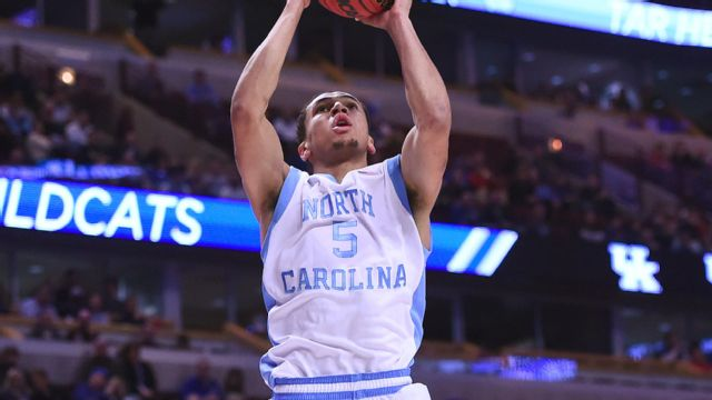 UAB vs. #20 North Carolina (M Basketball)
