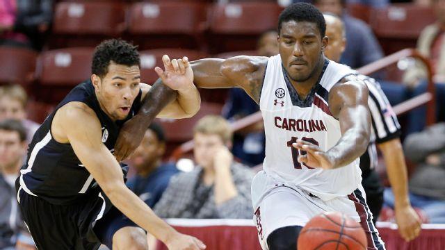 Coker College vs. South Carolina (M Basketball)