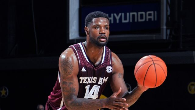 Texas A&M vs. Charleston (Consolation Round) (M Basketball)