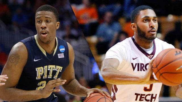 Pittsburgh vs. Virginia Tech (M Basketball)
