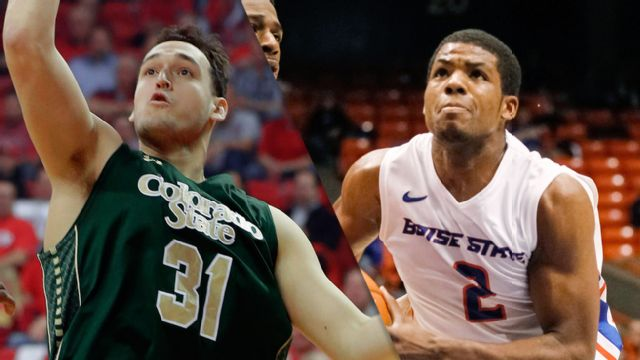 Colorado State vs. Boise State (M Basketball)