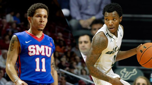 SMU vs. USF (M Basketball)