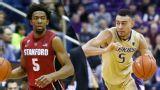 Stanford vs. Washington (M Basketball)