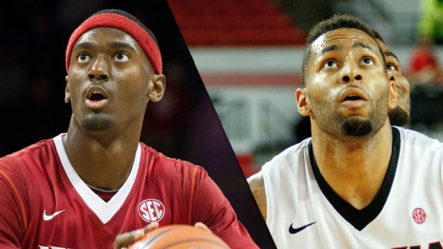 Arkansas vs. Georgia (M Basketball) (re-air)
