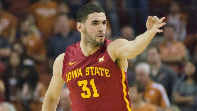 #12 Iowa State vs. Kansas State (M Basketball)