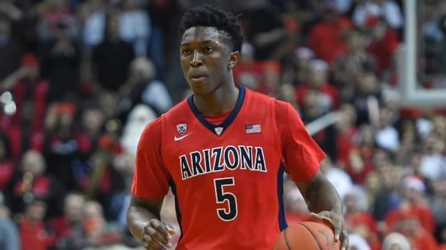 #7 Arizona vs. Colorado (M Basketball)