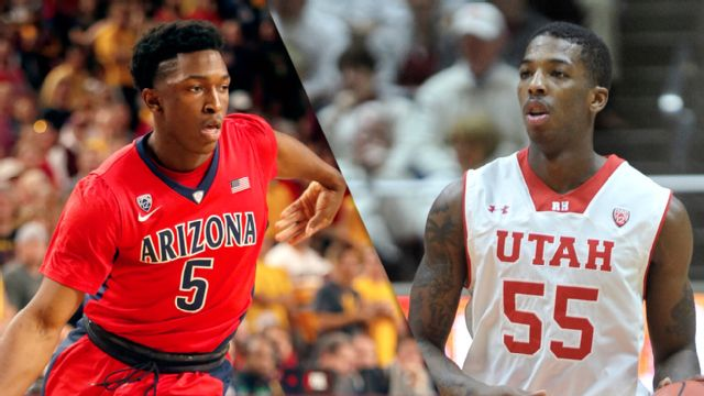 #7 Arizona vs. #13 Utah (M Basketball)