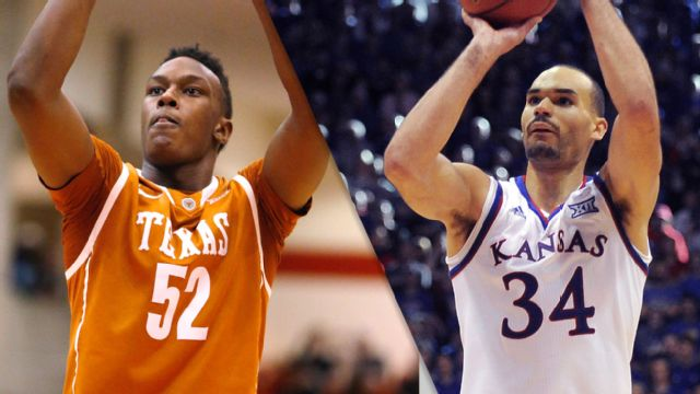 Texas vs. #8 Kansas (M Basketball)