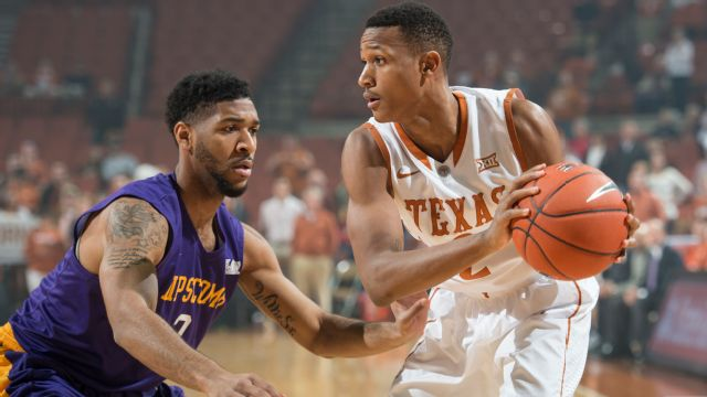 Lipscomb vs. Texas - 12/16/2014 (re-air)