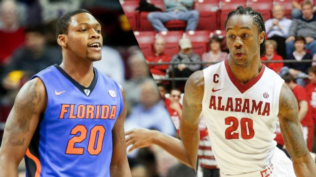 Florida vs. Alabama - 1/27/2015 (re-air)