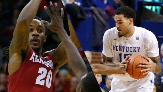 Alabama vs. Kentucky - 1/31/2015 (re-air)