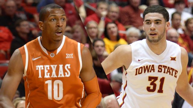 Texas vs. Iowa State (M Basketball) (re-air)
