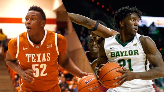 #19 Texas vs. #20 Baylor (M Basketball)