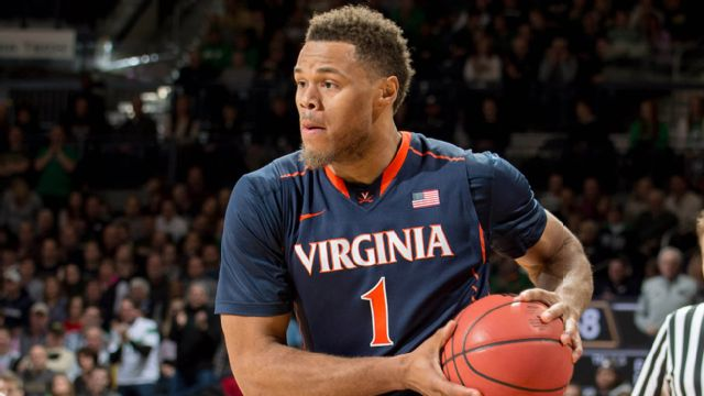 #2 Virginia vs. Virginia Tech (M Basketball)