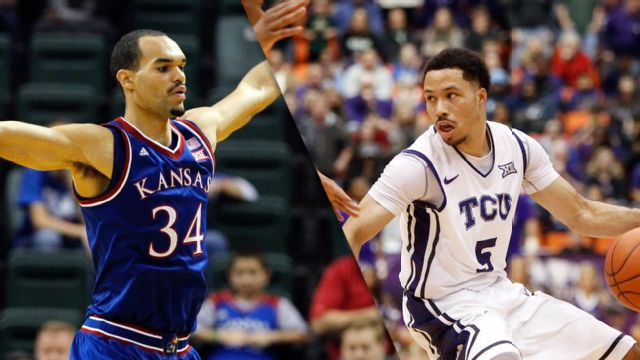 Kansas vs. TCU (M Basketball) (re-air)