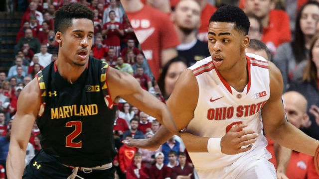 #16 Maryland vs. Ohio State (M Basketball)