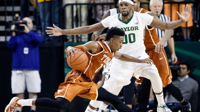 Texas vs. Baylor - 1/31/2015 (re-air)