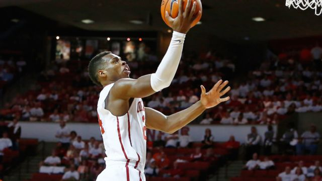 TCU vs. #16 Oklahoma (M Basketball)