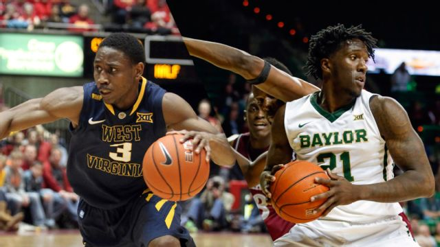 #20 West Virginia vs. #19 Baylor (M Basketball)