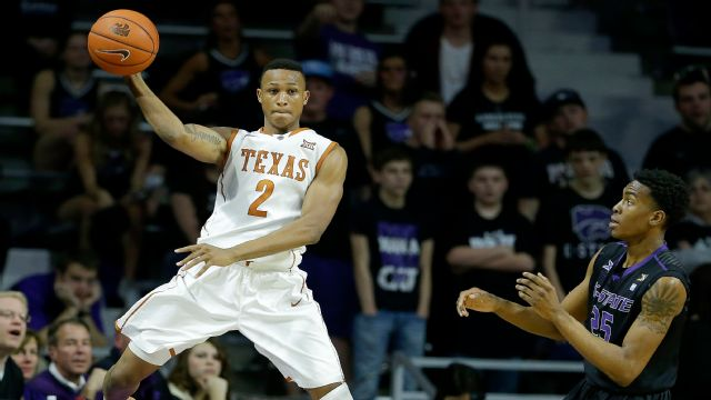 Texas vs. Kansas State - 2/7/2015 (re-air)