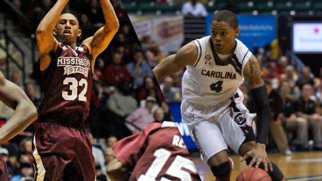 Mississippi State vs. South Carolina (M Basketball)