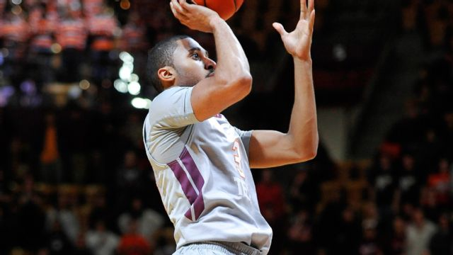 Boston College vs. Virginia Tech (M Basketball)