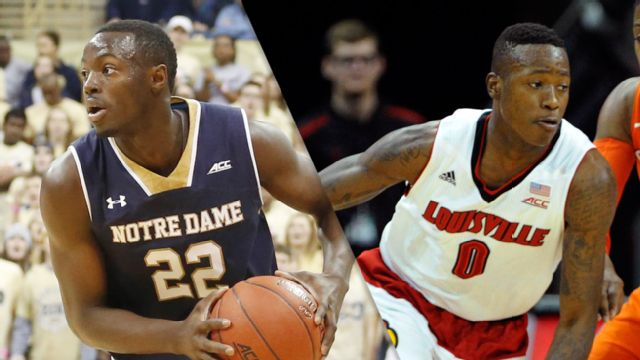 #12 Notre Dame vs. #16 Louisville (M Basketball)