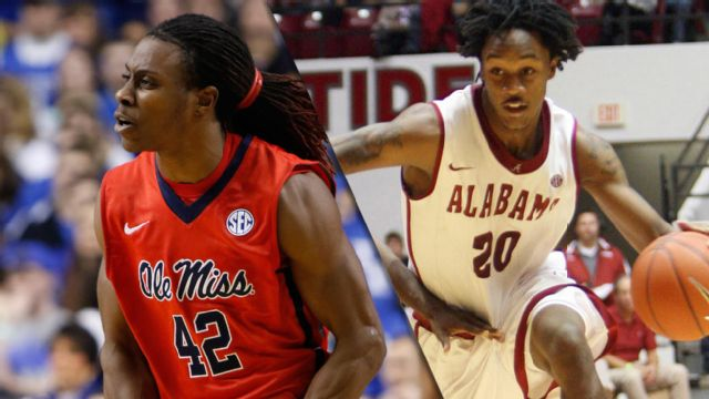 Ole Miss vs. Alabama (M Basketball)