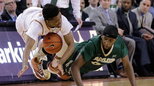 #14 Baylor vs. Texas (M Basketball)