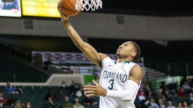 Detroit vs. Cleveland State (Second Round, Game 2) (Horizon League Men's Championship)