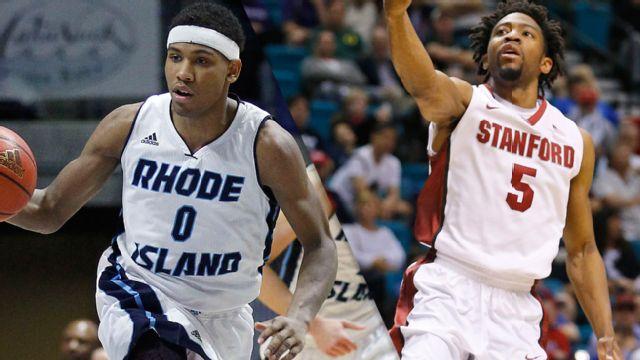 Rhode Island vs. Stanford (Second Round) (NIT)