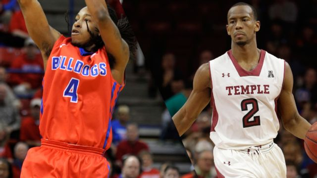 #3 Louisiana Tech vs. #1 Temple (Quarterfinal) (NIT)
