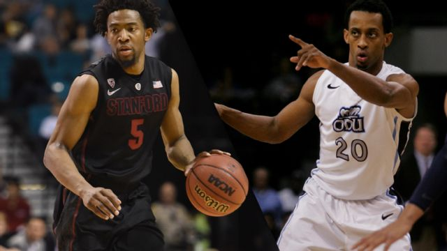 #2 Stanford vs. #1 Old Dominion (Semifinal #2) (NIT)