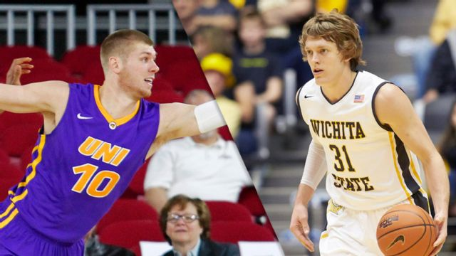 #10 Northern Iowa vs. #11 Wichita State (M Basketball)