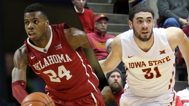 #15 Oklahoma vs. #17 Iowa State (M Basketball)