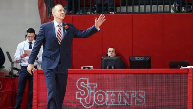St. John's Head Coach Chris Mullin Introduction