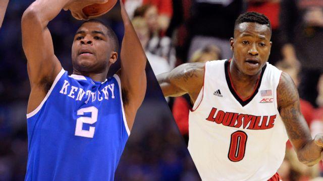 #1 Kentucky vs. #4 Louisville (re-air)